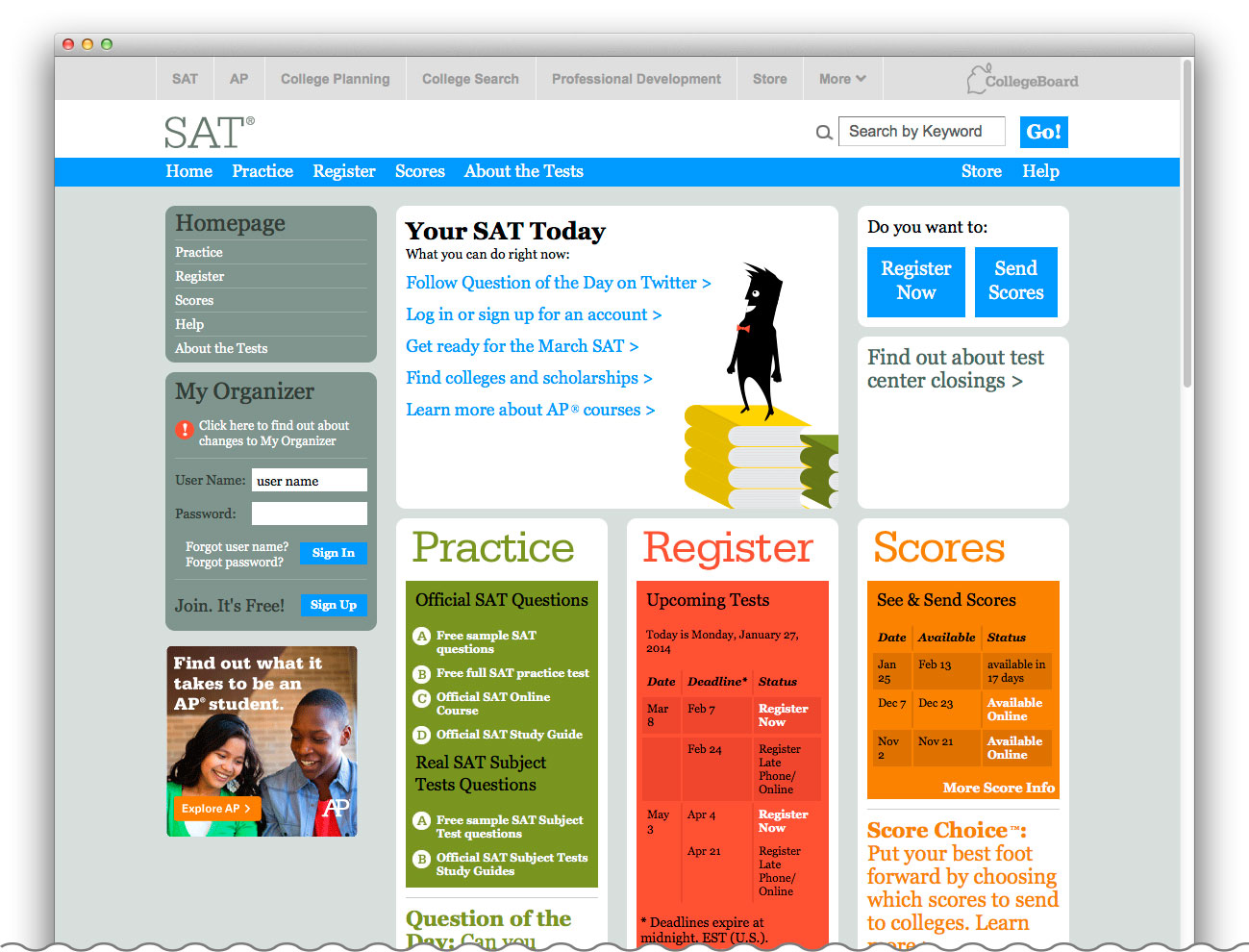armchair sat website armchair stepped in to create a new sat site to engage students and help them as they prepared for the exam for example the college board knew that there